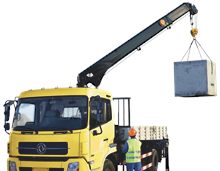 Vehicle Loading Crane Licence, HIAB Licence, High Risk Work Licence